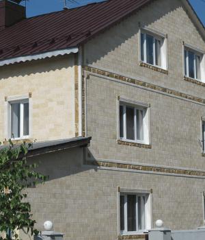 Дагестанский камень для фасада